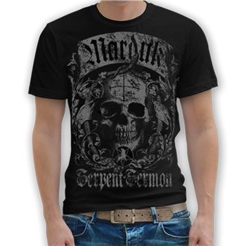 Buy Serpent Sermon (Import) T-Shirt by Marduk