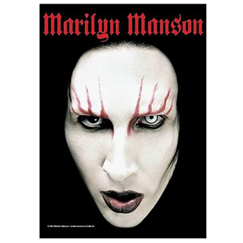 Marilyn Manson Head Shot