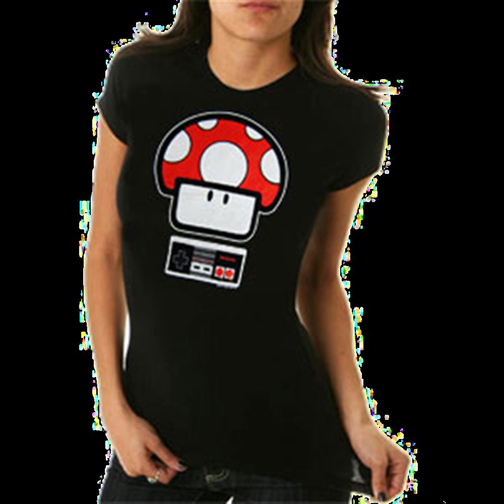 Mushroom Controller T-Shirt