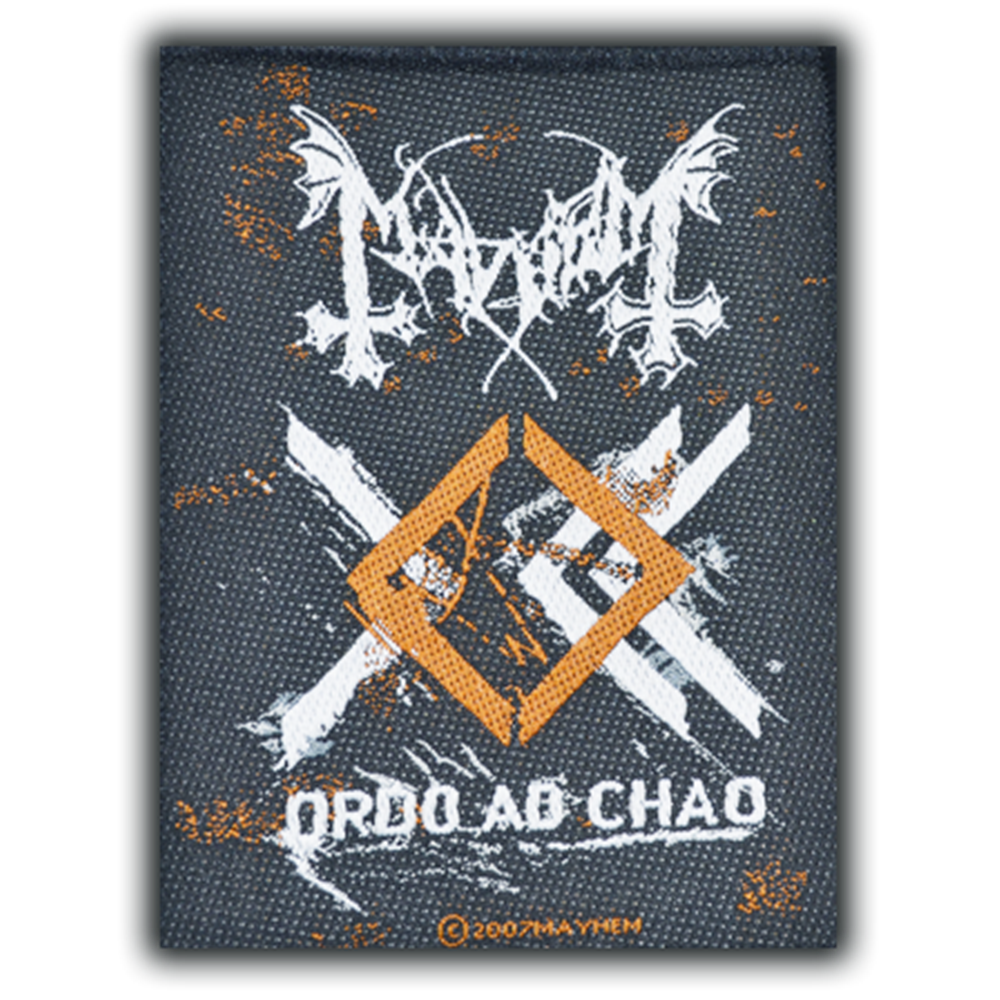 Ordo Ad Chao Patch