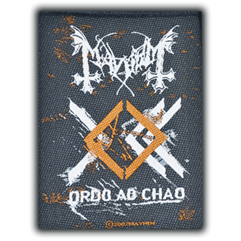 Buy Ordo Ad Chao Patch by Mayhem