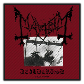 Buy Deathcrush by Mayhem