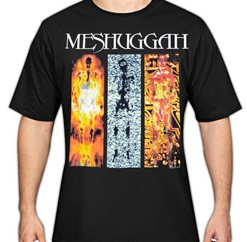 Buy Destroy Erase Improve T-Shirt by Meshuggah