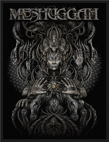 Buy Musical Deviance Patch by Meshuggah