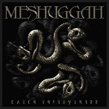 Meshuggah Catch 33