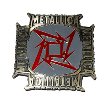 Buy Red Star Names by Metallica