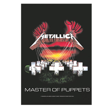 Buy Master Of Puppets by Metallica