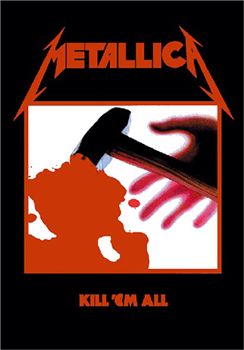 Buy Kill Em All by Metallica