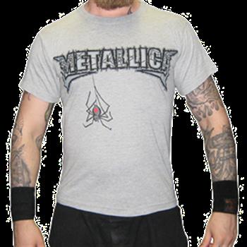 Metallica Black Widow T-Shirt