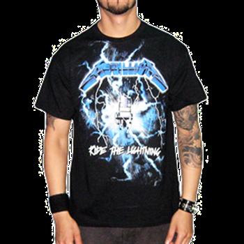 Buy RTL Large Print T-Shirt by Metallica