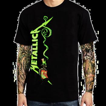 Buy Cyanide Bottle T-Shirt by Metallica