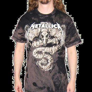 Metallica Roam Allover T-Shirt