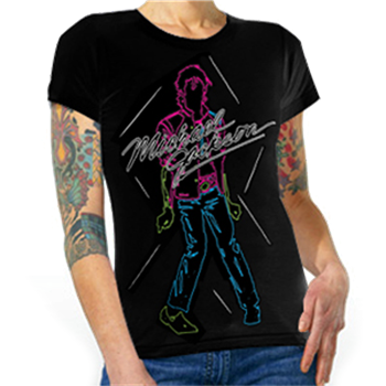Buy Beat It T-Shirt by Michael Jackson