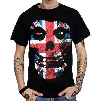Buy Union Jack T-Shirt by Misfits