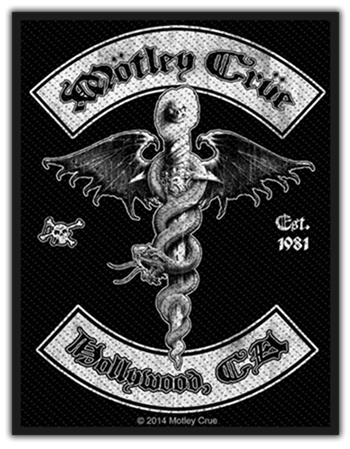 Buy Hollywood, CA Patch by Motley Crue