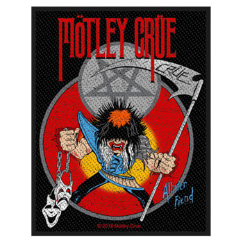 Buy Allister Fiend Patch by Motley Crue