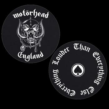Motorhead England / Louder Slipmat