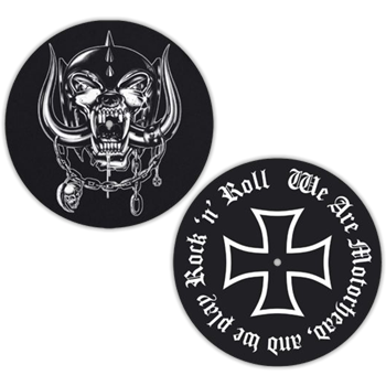 Buy We Are Motorhead / Snaggletooth Slipmat Set by Motorhead