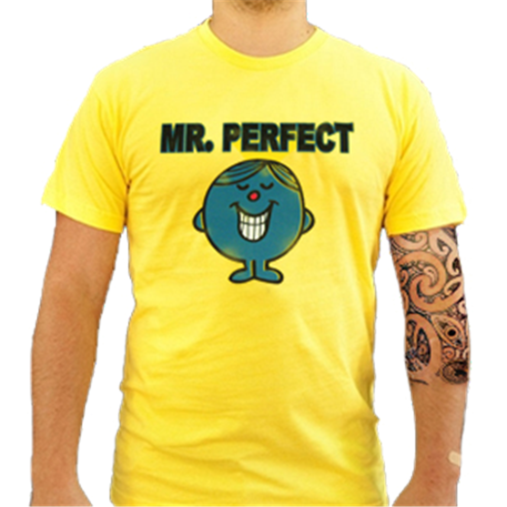 Mr. Perfect Yellow