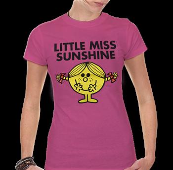 Buy Litte Miss Sunshine (Pink) by MR. MEN