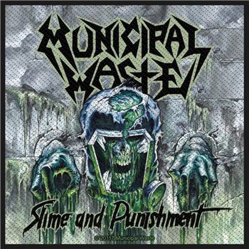 Municipal Waste Slime And Punishment Patch