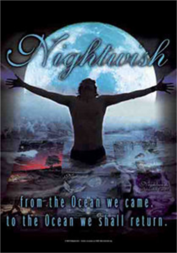 Buy From The Ocean Flag by Nightwish