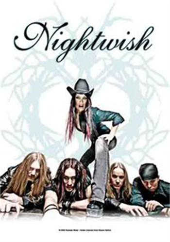Buy Once 2 Flag by Nightwish