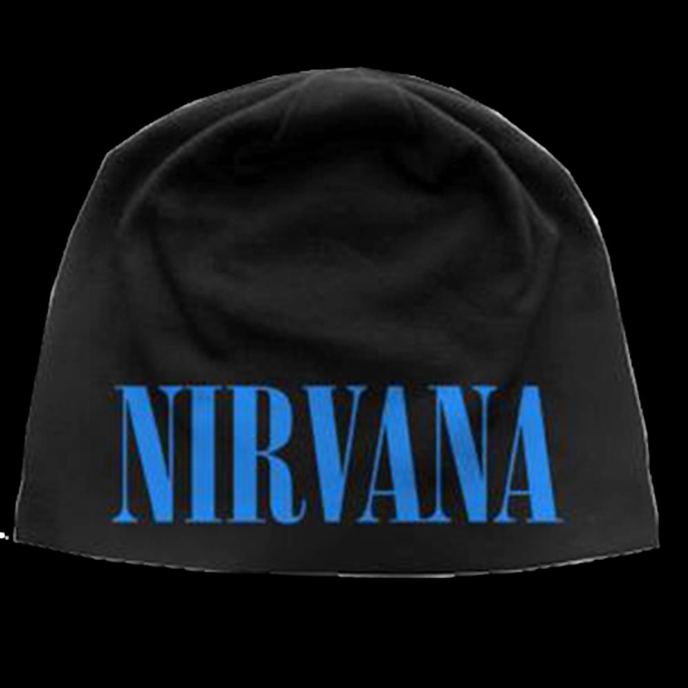 Nirvana Logo Beanie