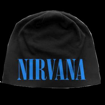 Nirvana Nirvana Logo Beanie
