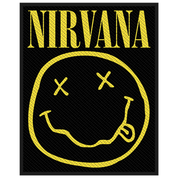 Nirvana Smiley Face