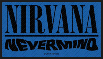 Nirvana Nevermind Patch