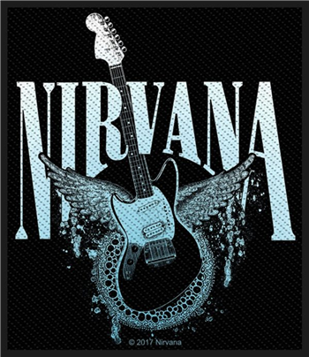 Buy Nirvana Guitar Patch by Nirvana