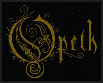 Buy Logo Patch by Opeth