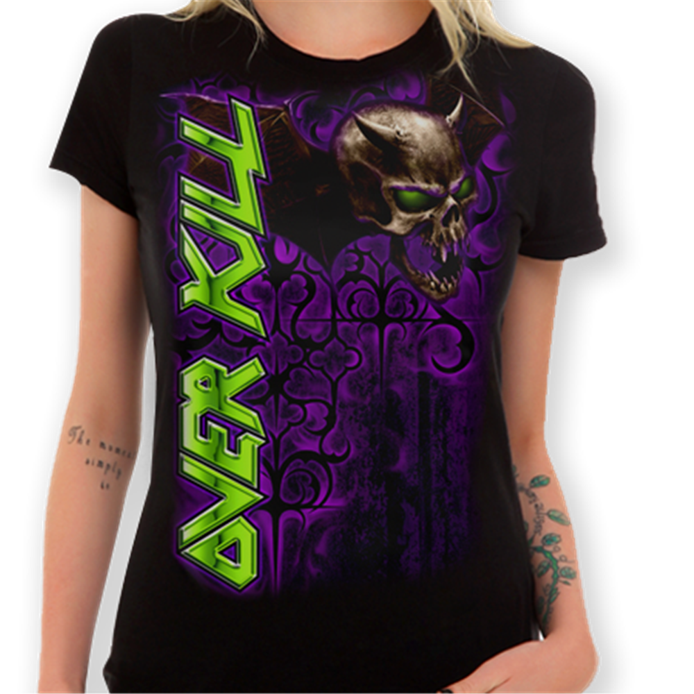 Gothic Batwings T-Shirt