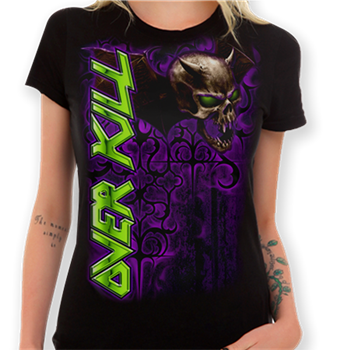 Buy Gothic Batwings T-Shirt by Overkill