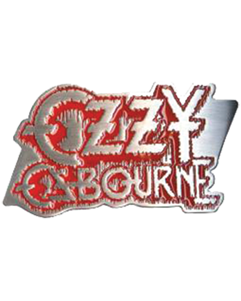 Buy Logo Buckle by Ozzy Osbourne