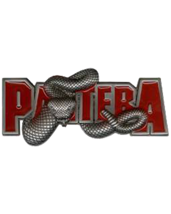 Buy Snake Red Buckle by Pantera
