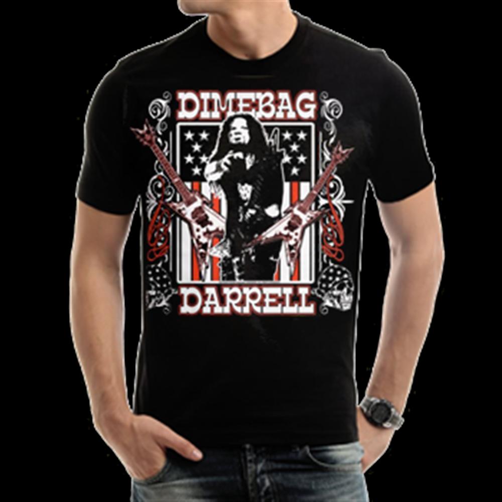 Dimebag Guitars/Flag