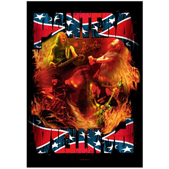 Buy Band South Flag by Pantera
