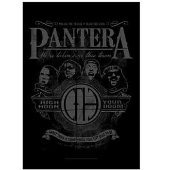 Buy High Noon Your Doom by Pantera