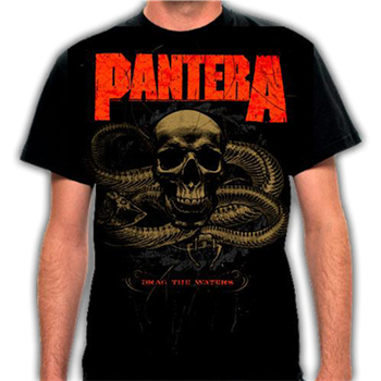 Buy Snake T-Shirt by Pantera