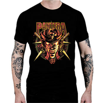 Buy Horned Cowboy T-Shirt by Pantera