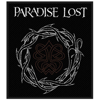 Paradise Lost Crown Of Thorns Patch