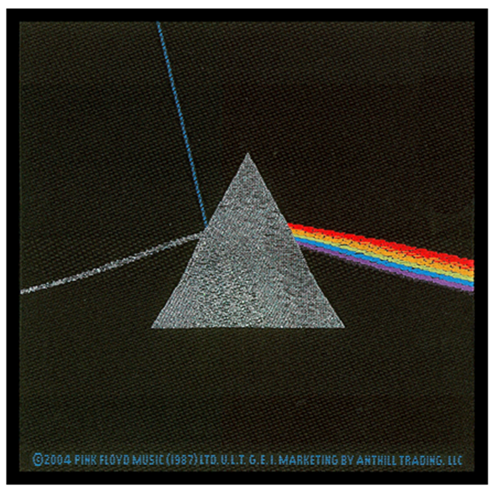 Dark Side Of The Moon Patch
