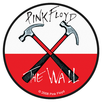 Pink Floyd Hammers Patch