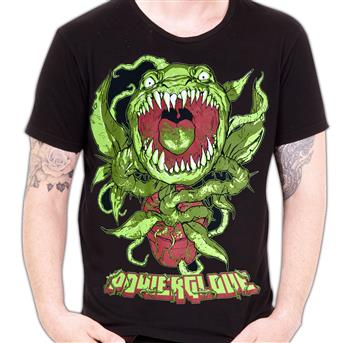 Buy Plant Monster T-Shirt by Powerglove