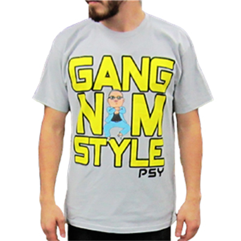 Buy Gangnam Style T-Shirt by PSY