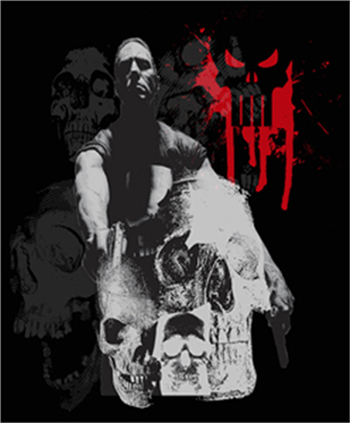 Buy Castle / Skull Flag by Punisher (the)