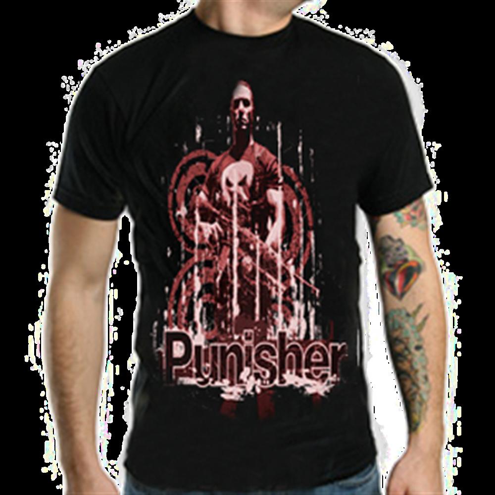 Rifle Distressed T-Shirt