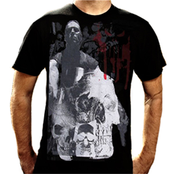 Punisher (the) Castle Skulls T-Shirt
